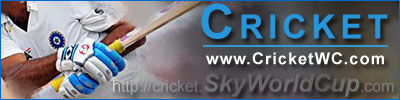Cricket & Twenty20 World Cup 2013